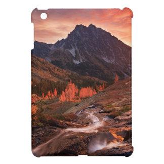 October Light on Headlight Basin iPad Mini Cover