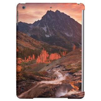 October Light on Headlight Basin iPad Air Cases
