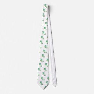 October Neck Tie