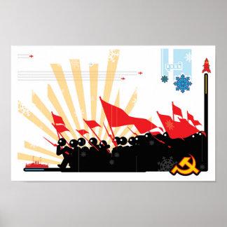 October Revolution Poster