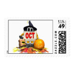 October Stamps