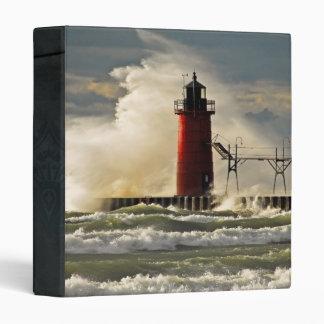 October Storm Vinyl Binders