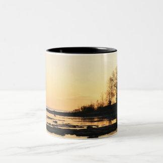 October Sunset Mug