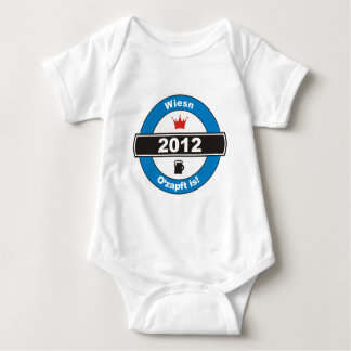 Octoberfest 2012 Octoberfests ozapft is.png T Shirt