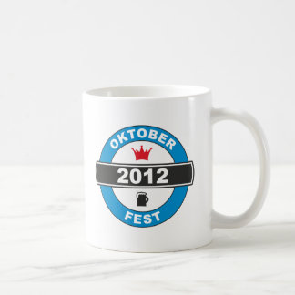 Octoberfest 2012.png classic white coffee mug