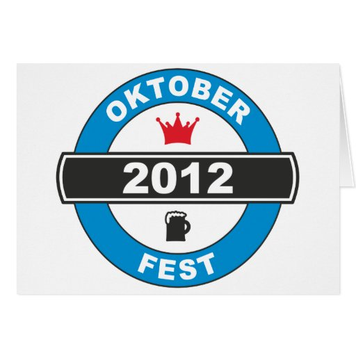 Octoberfest 2012.png greeting card