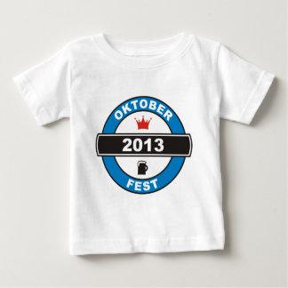 Octoberfest 2013 baby T-Shirt