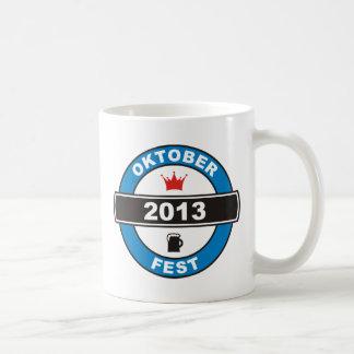 Octoberfest 2013 coffee mug