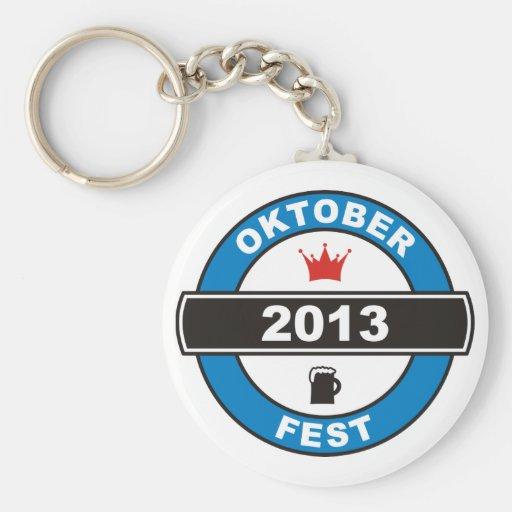 Octoberfest 2013 keychains