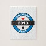 Octoberfest 2013 puzzles