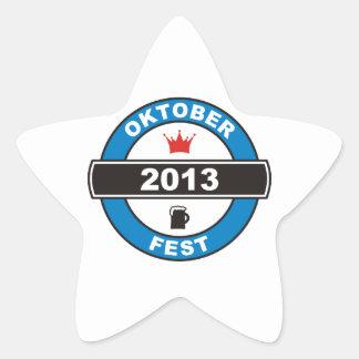 Octoberfest 2013 stickers