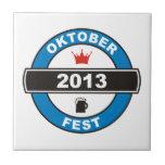 Octoberfest 2013 tiles