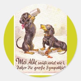 Octoberfest 4 stickers
