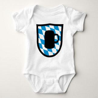 Octoberfest Bavaria Baby Bodysuit