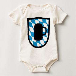 Octoberfest Bavaria Bodysuit