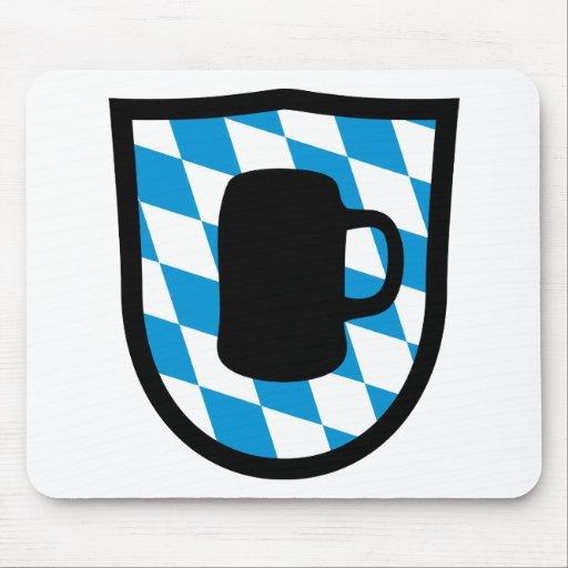 Octoberfest Bavaria Mouse Pad