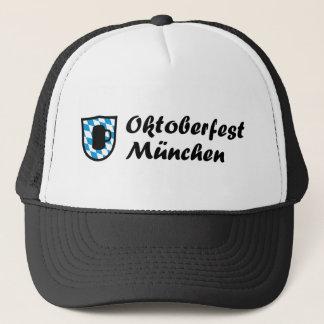 Octoberfest Bavaria Trucker Hat