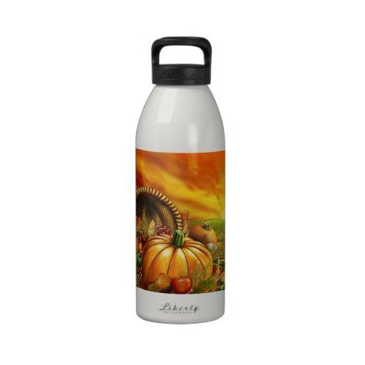 Octoberfest Botella De Agua Reutilizable