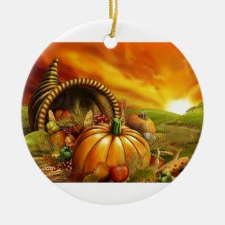 Octoberfest Ceramic Ornament