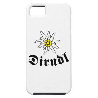Octoberfest Dirndl iPhone SE/5/5s Case