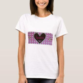 Octoberfest - gingerbread heart Spatzl with pink T-Shirt