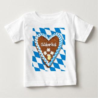 Octoberfest going hereditary READ Heart Baby T-Shirt