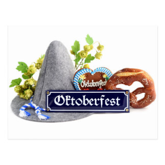 Octoberfest has with going hereditary READ and Postcard