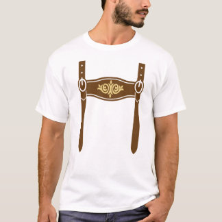 Octoberfest leather trousers T-Shirt