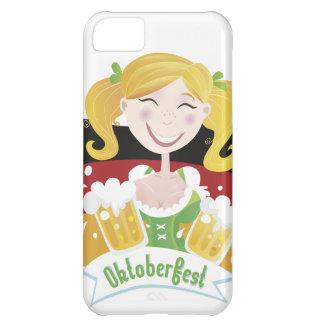 Octoberfest Mädchen Funda Para iPhone 5C