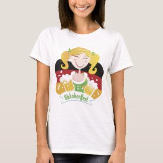 Octoberfest Mädchen T-Shirt
