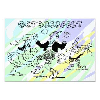 Octoberfest Party Invitation Celebrate Oktoberfest
