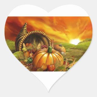 Octoberfest Heart Sticker