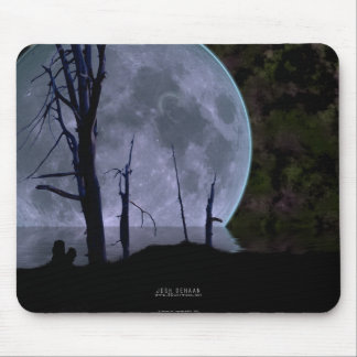 October's Influence Mouse Pad