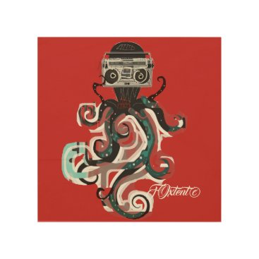 Art Themed Octoboom wall art