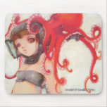 Octogirl Mousepad