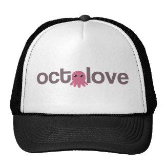 Octolove Trucker Hat