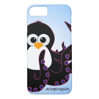 Octopenguin iPhone 7 case