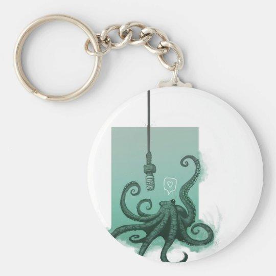 Octophone Keychain