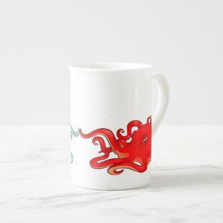 Octopi Attraction Porcelain Mugs