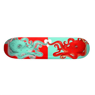 Octopi Attraction Skateboard Deck