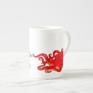 Octopi Attraction Tea Cup