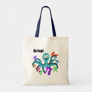 Octopi Canvas Bag