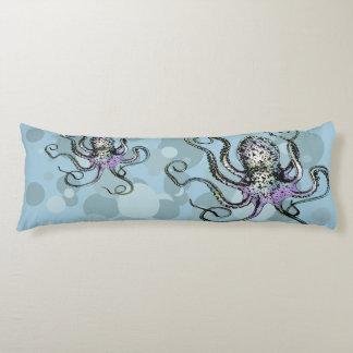 Octopi Body Pillow