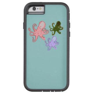 Octopi iphone case! Makes sense. Tough Xtreme iPhone 6 Case