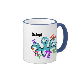 Octopi Ringer Coffee Mug