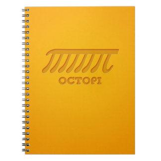 Octopi PI Cuaderno