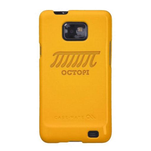 Octopi (PI) Samsung Galaxy SII Fundas