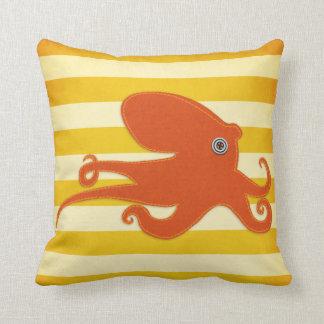 Octopi Pillow