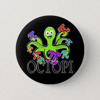 octopi pinback button