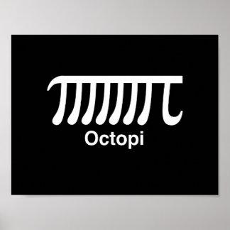 Octopi Poster
